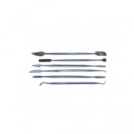 Set de 6 outils de sculpture - Wax Carver