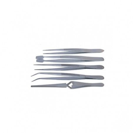 Set de 5 pinces de modelisme - Tweezer
