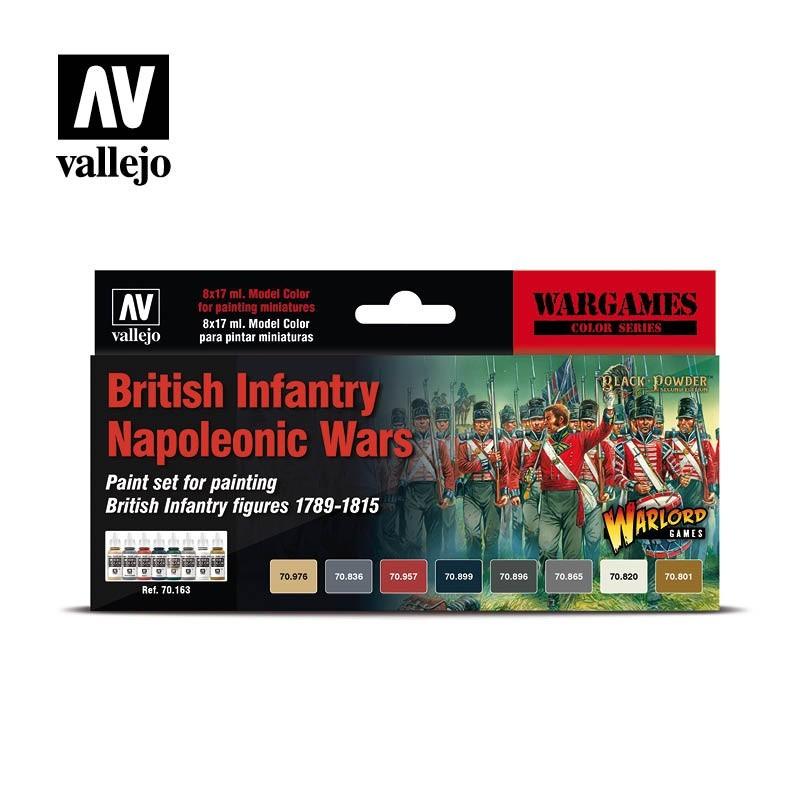 70163 - British Infantry Napoleonic Wars