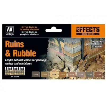71214 - Ruins & Rubble Set
