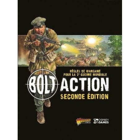 Bolt Action - Livre de règle V2 (FR)
