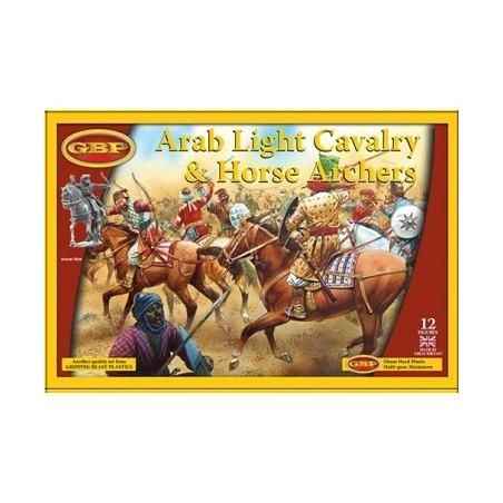 Cavalerie Légère Arabe plastique