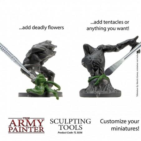 Outils de sculpture