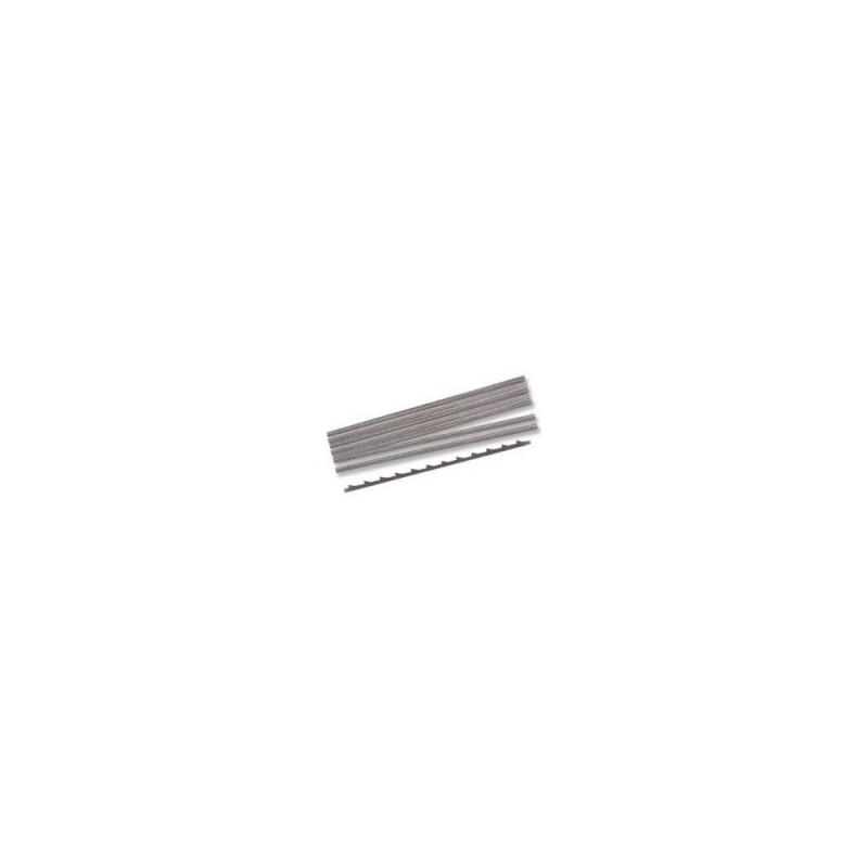 Lame de Scie de précision N°1 Pour Metal (Paquet de 12 Pcs) - Saw Blade N°1 For Metal (Pack Of 12 Pcs)