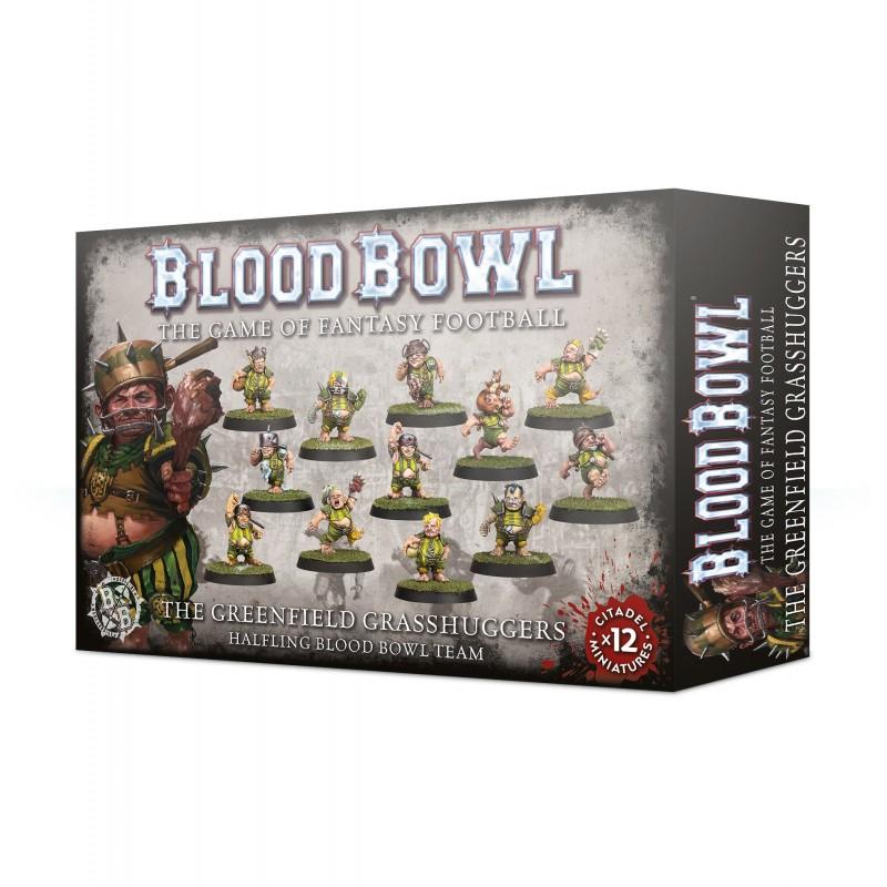 BLOOD BOWL Les Greenfield Grasshuggers