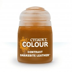 Contrast - Snakebite Leather - 18ml
