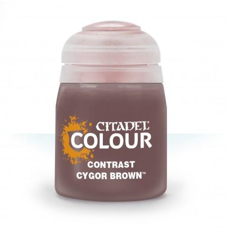 Contrast - Cygor Brown - 18ml