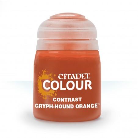 Contrast - Gryph-Hound Orange - 18ml