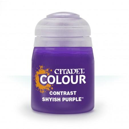 Contrast - Shyish Purple - 18ml