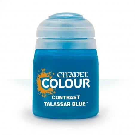 Contrast - Talassar Blue - 18ml