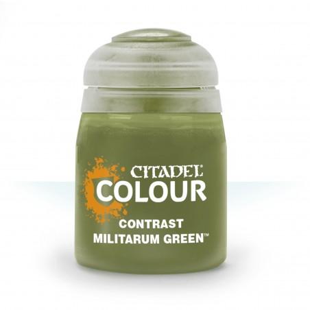 Contrast - Militarum Green - 18ml