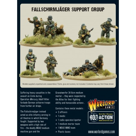 Fallschirmjäger support group