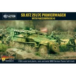 Sd.Kfz 251/7C Pionierwagen