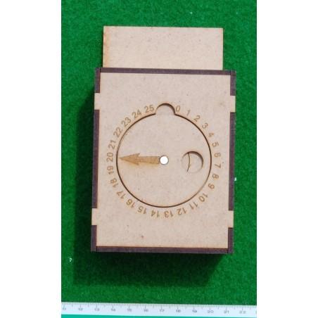 Boîte à Deck 40 Compteur PV