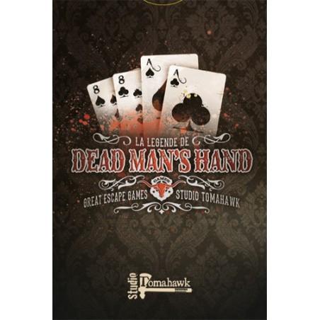 Cartes Dead Man's Hand