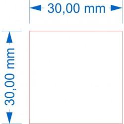 Socle 30x30mm