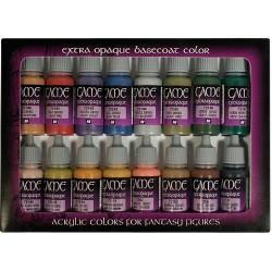 72290 - Game Color - Extra Opaque Set