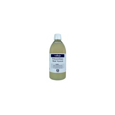 27651 - Polyurethane Matt Varnish - 200ml