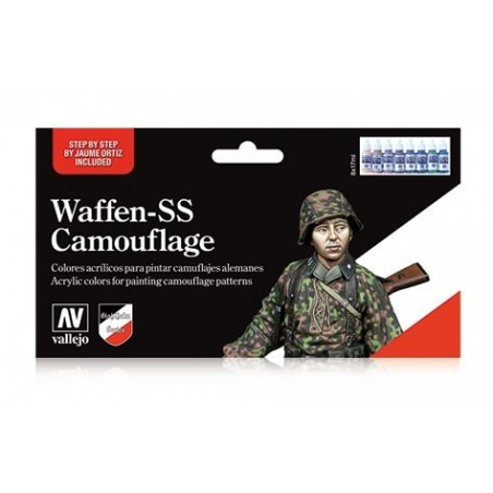 70180 - Waffen SS Camouflage