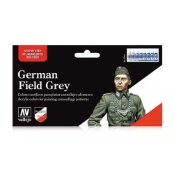 70181 - German Field grey