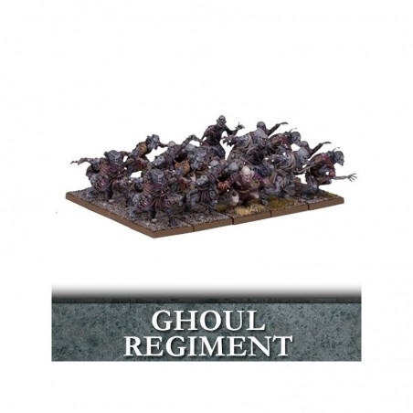 Undead Ghoul Regiment