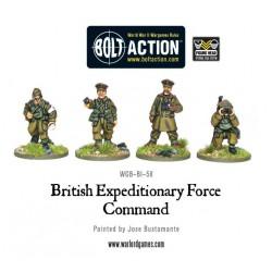 Early War British Command