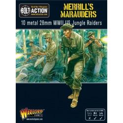 Merrill's Marauders Squad