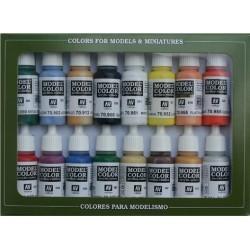 70140 -  Basic Colors U.S.A.