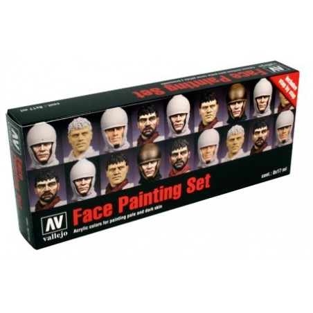 70119 - Face Painting Set