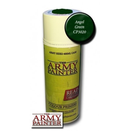 Color Primer Angel Green