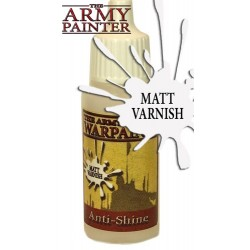 Warpaints Anti-Shine Matt Varnish