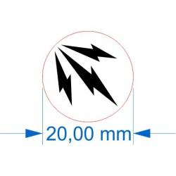 Pion Choc Electrique
