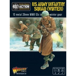 US Army Infantry Squad (Winter)