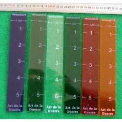 Règle de mesure 6 UD