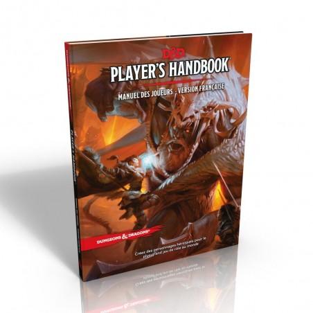 Dungeons & Dragons 5 - Manuel des joueurs - VF