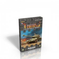 TANKS • Pershing - Extension de jeu