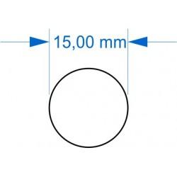 Socle rond diamètre 15mm