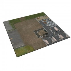 Deluxe Gaming Mat: Prison