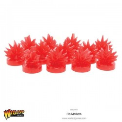 Bolt Action Pin Markers