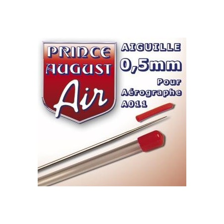 AA005 - Aiguille de 0,5mm