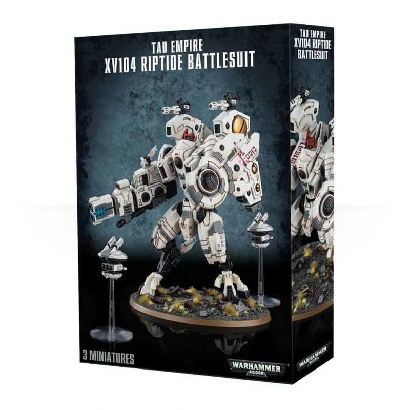 Tau Empire Xv104 Riptide Battlesuit