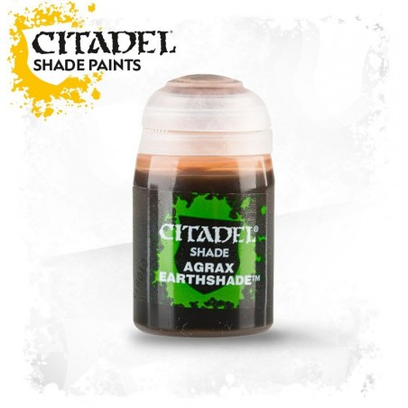 Shade: Agrax Earthshade - 24ml