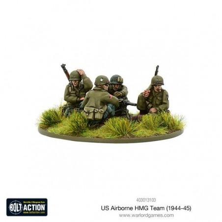 US Airborne HMG Team (1944-45)