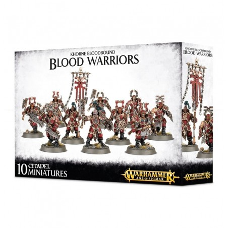 Blood Warriorss