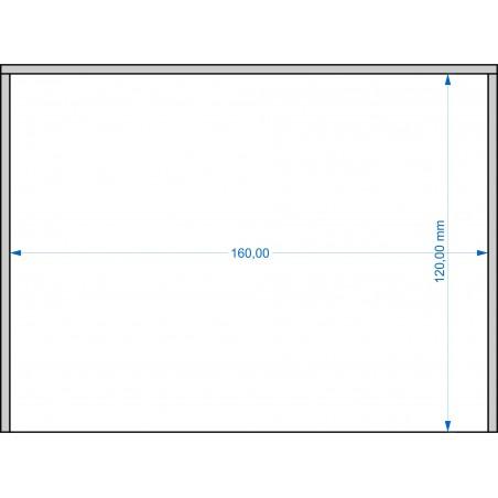 Plateau de mouvement 160x120mm