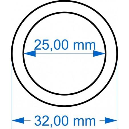 Adaptateur diamètre 25mm vers diamètre 32mm