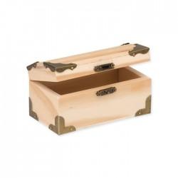 Boîte à trésor petite 12x6,5x6cm, FSC