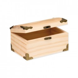 Boîte à trésor moyenne 15x9,5x8cm, FSC