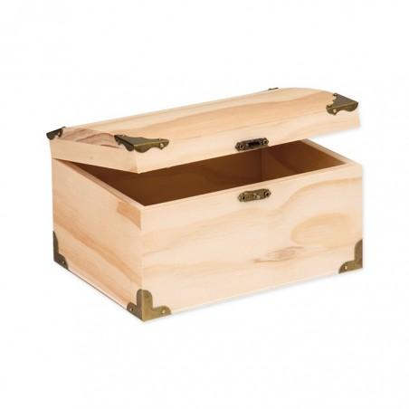 Boîte à trésor grande 18x12,5x10cm, FSC