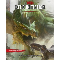 Dungeons & Dragons : Kit d'initiation DD5